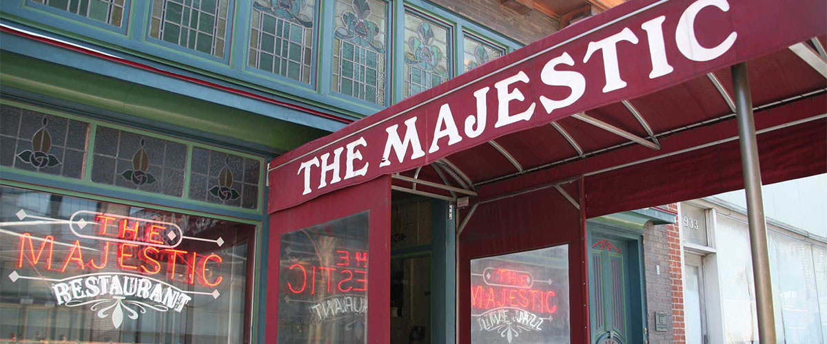 The Majestic Restaurant And Jazz Club A Kansas City Steakhouse