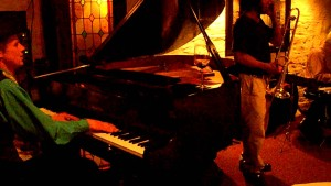The Bram Wijnands Trio @ The Majestic Jazz Club | Kansas City | Missouri | United States