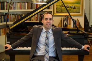 Matt Villinger Jazz Piano @ Majestic Main Dining Room | Kansas City | Missouri | United States
